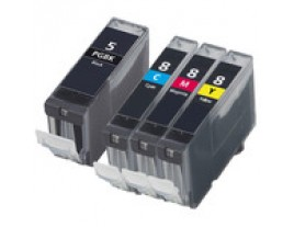 Canon PGi-5/Cli-8 Compatible Ink Cartridges