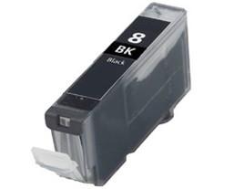 Compatible Canon CLi-8BK Black Ink Cartridge