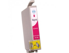 Compatible Epson T0443 Magenta Ink Cartridge