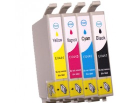 Compatible Epson T0445 Ink Cartridges Maltipack