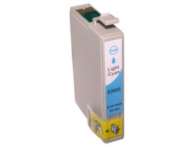 Epson T0805 Light Cyan Ink Cartridge