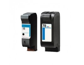 HP 15 / 78 Ink Cartridges