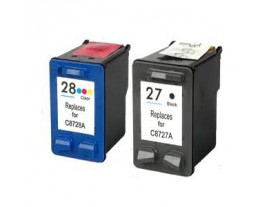 HP 27/28 Ink Cartridges