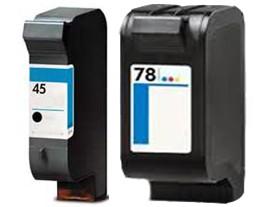 HP 45 / 78 Ink Cartridges