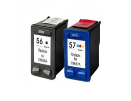 HP 56/57 Ink Cartridges