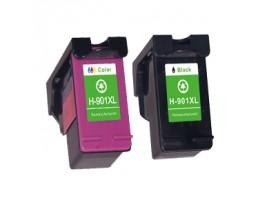 HP 901XL Ink Cartridges Multipack