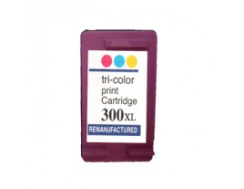 HP 300XL Colour Ink Cartridge