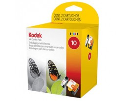 Genuine Kodak 10 ink cartridges Twin Pack