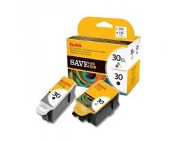 Kodak Inkjet Cartridges 30 Twin Pack Genuine