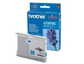 Genuine Brother LC970C Cyan Ink Cartridge