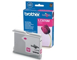 Genuine Brother LC970M Magenta Ink Cartridge