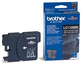 Genuine Brother LC1100Bk Black Ink Cartridge