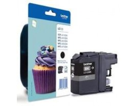Genuine Brother LC123BK Black Ink Cartridge