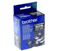 Brother LC900Bk Black Ink Cartridge Genuine