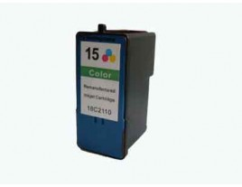 Lexmark No 15 Colour Ink Cartridge