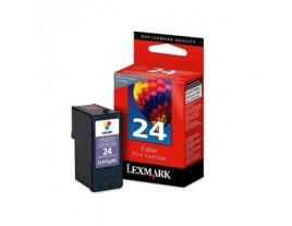 Genuine Lexmark No 24 Colour Ink Cartridge