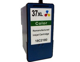 Lexmark No 37XL Colour Ink Cartridge