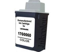 Lexmark 60 Colour Ink Cartridge