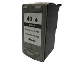 Canon PG-40 Compatible Black Ink Cartridge