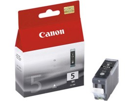 Genuine Canon PGi-5BK Black Ink Cartridge