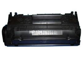 HP Q2612A Black Toner Cartridge 12A