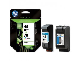 HP Genuine 45 and 78 Ink Cartridges SA308AE