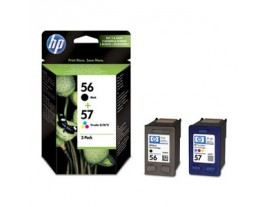 HP Genuine 56/57 Ink Cartridges