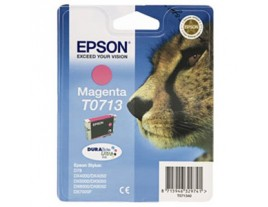 Genuine Epson T0713 Magenta Ink Cartridge