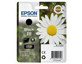 Genuine Epson T1801 Black Ink Cartridge