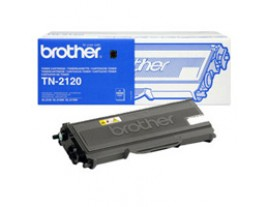 Genuine Brother TN2120 Black Toner Cartridge