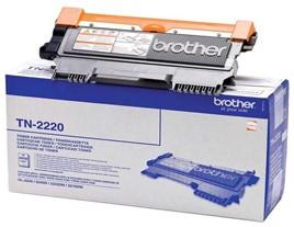 Genuine Brother TN2220 Black Toner Cartridge