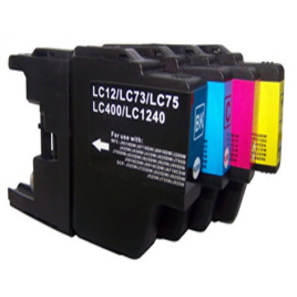 Brother LC1240 Ink Cartridges Compatible Multipack