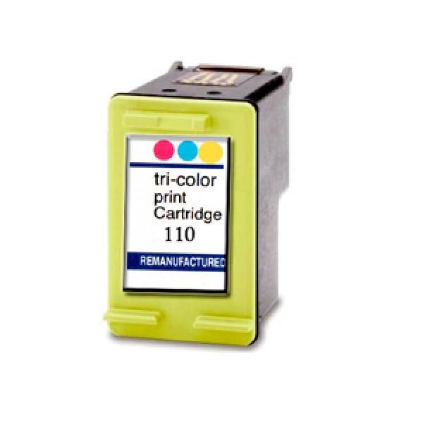 HP 110 Colour Ink Cartridge