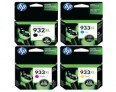 Genuine HP 932XL/933XL Ink Cartridges Multipack
