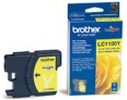 Genuine Brother LC1100Y Yellow Ink Cartridge