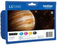 Genuine Brother LC1240 Ink Cartridges Multipack