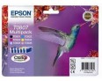 Genuine Epson T0807 Ink Cartridges