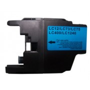 Brother Compatible LC1240C Cyan Ink Cartridge