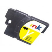 Brother Compatible LC980Y Yellow Ink Cartridge