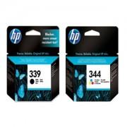 HP Genuine 339/344 Ink Cartridges