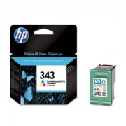 HP Genuine 343 Colour Ink Cartridge