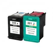 HP 350 351 Ink Cartridges Multipack