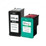 HP 350XL 351XL Ink Cartridges Multipack