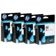 Genuine HP 88 Ink Cartridges Multipack