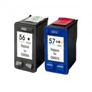 HP 56/57 Ink Cartridges