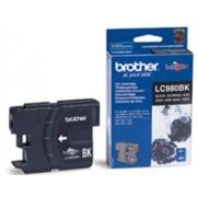 Genuine Brother LC980Bk Black Ink Cartridge