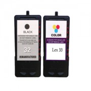 Lexmark No 32/33 Ink Cartridges Multipack