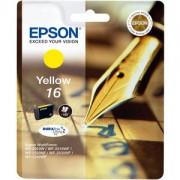 Genuine Epson T1624 Yellow Ink Cartridge