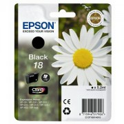Genuine Epson T1801 Black Ink Cartridge