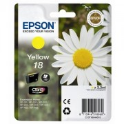 Genuine Epson T1804 Yellow Ink Cartridge